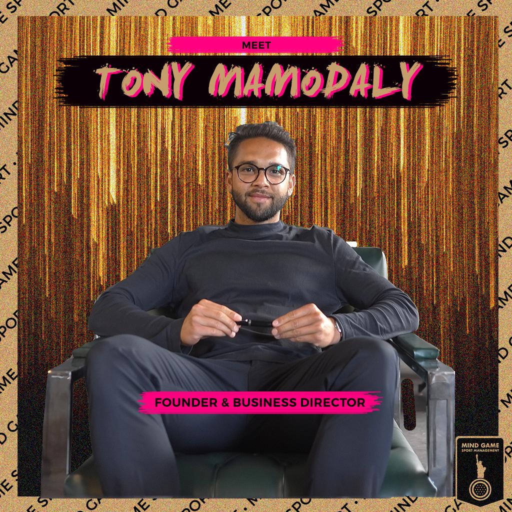 Tony Mamodaly